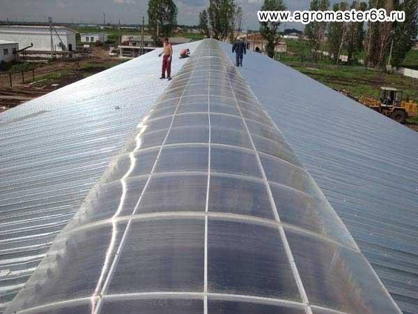 Используемые крыши материалы при ремонте